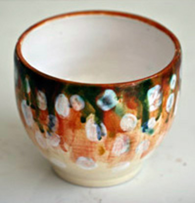 Ceramic bowl by Dennis Bryans